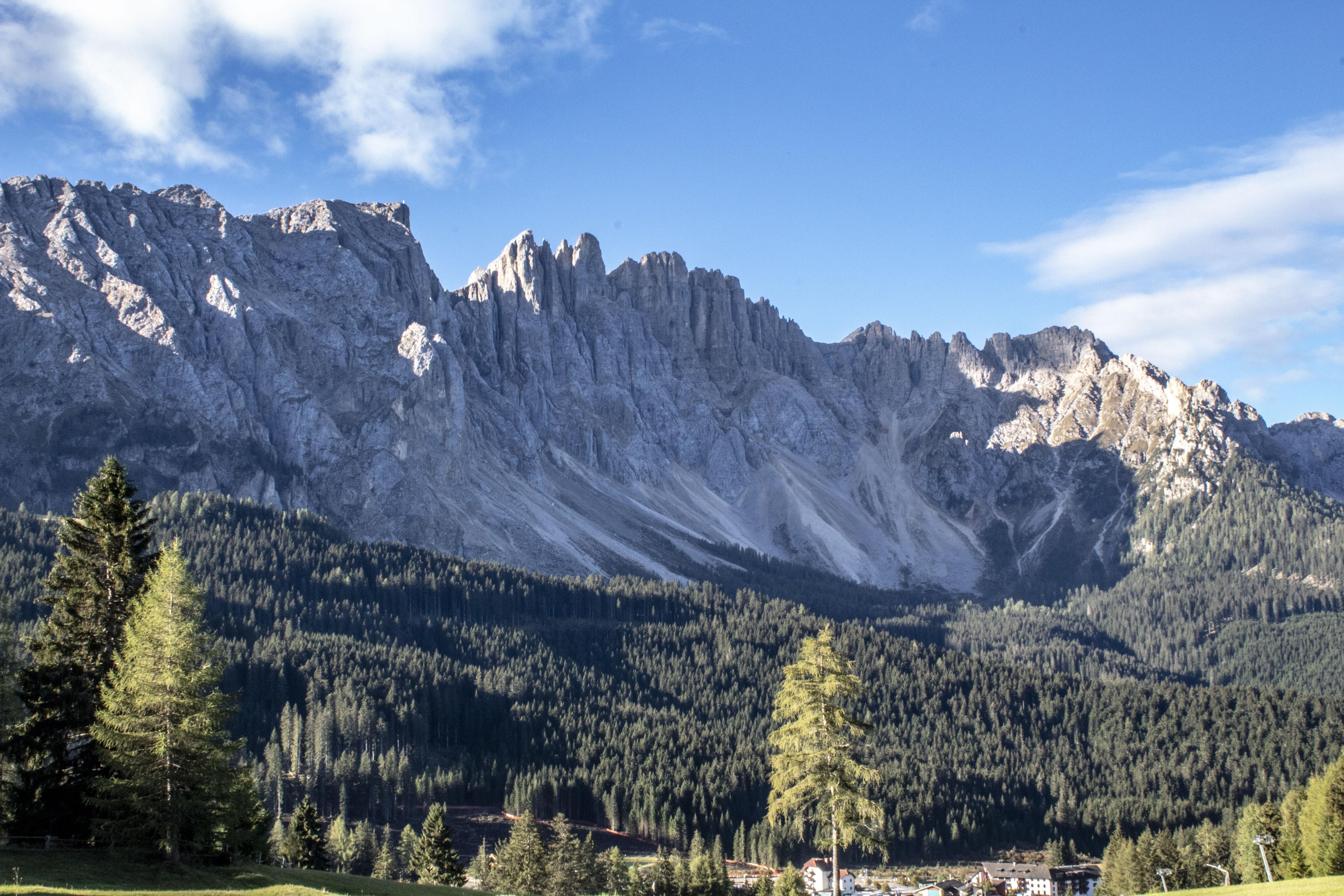 Spiriti Liberi info Le magie del Rosengarten Catinaccio escursioni itinerari e luoghi