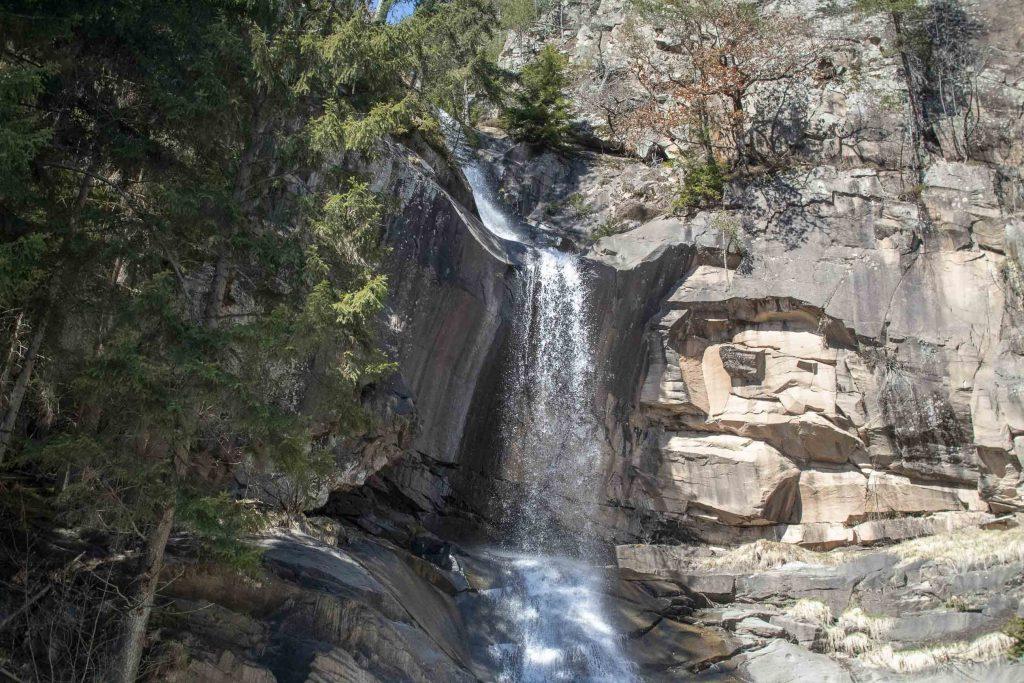 cascata di Barbiano