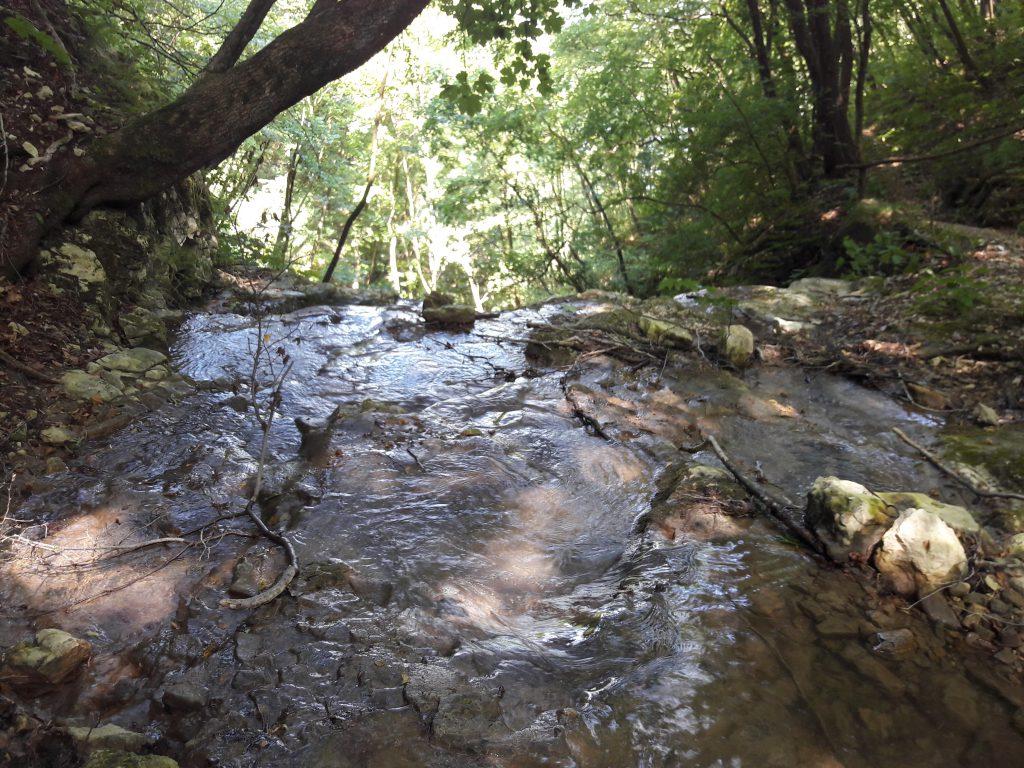 Rio Paraiso cascate Spiriti Liberi
